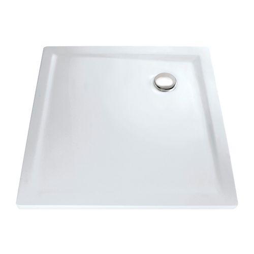 HSK Acryl-Duschwannen-Set, superflach 80 × 80 × 3,5 cm 1