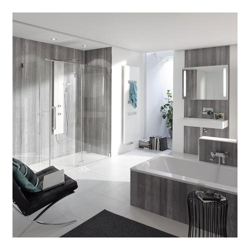 renodeco wandverkleidung aluminium verbundplatte mit strukturpr gung 150 x 255 cm design in bad. Black Bedroom Furniture Sets. Home Design Ideas