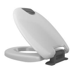 Haro Careline WC-Sitz mit Griff, Höhe 5 cm, ohne Absenkautomatik