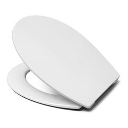 HARO WC-Sitz Revo ohne Absenkautomatik, weiß alpin