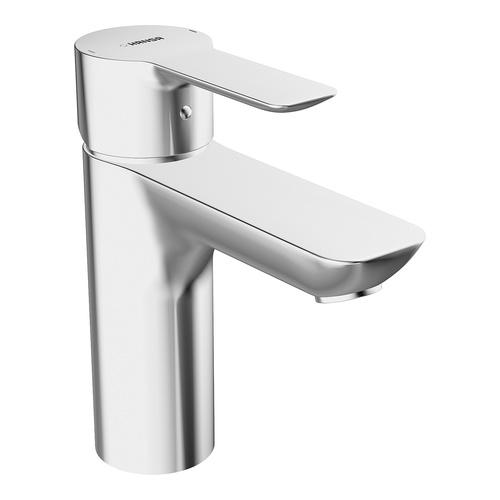 Hansaligna Waschtisch-Einhand-Mischer chrom ohne Ablaufgarnitur 06082203