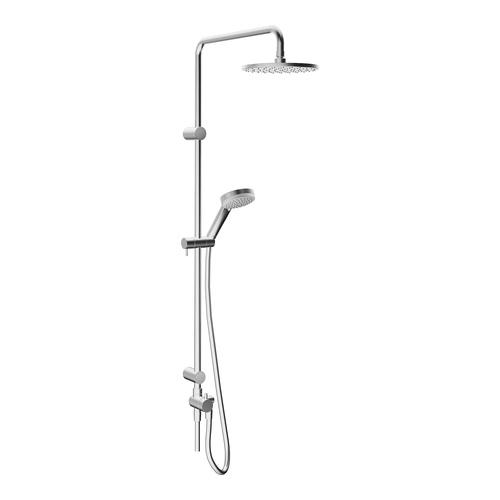 HANSAVIVA Duschsystem wasserführende Gleitstange