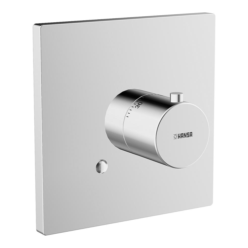 hansa hansavario fertigmontageset f r thermostat hansaliving design in bad. Black Bedroom Furniture Sets. Home Design Ideas