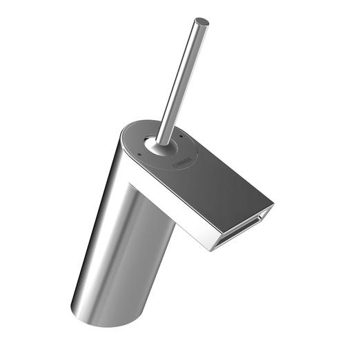 Hansastela Waschtisch-Einhandbatterie Niederdruck chrom mit Ablaufgar. 57131101