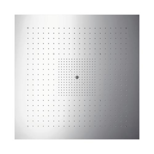 Axor ShowerCollection ShowerHeaven 97 x 97 cm 3jet ohne Beleuchtung edelstahl