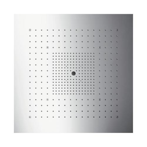 Axor ShowerCollection ShowerHeaven 72 x 72 cm 3jet ohne Beleuchtung edelstahl