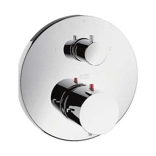 Hansgrohe Axor Starck Thermostat Unterputz mit Ab- und Umstellventil 0