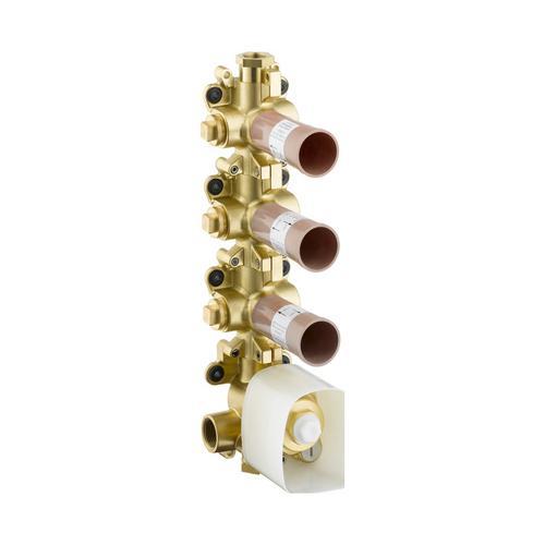 Axor Starck Organic Grundkörper für Thermostatmodul Unterputz 36 x 12