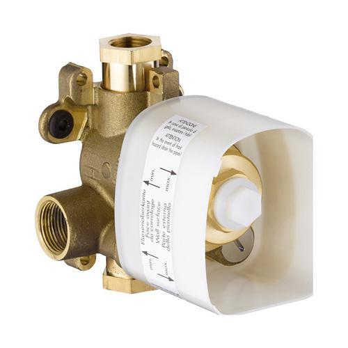 AXOR ShowerSolutions Grundkörper für Thermostatmodul Unterputz 12 x 12