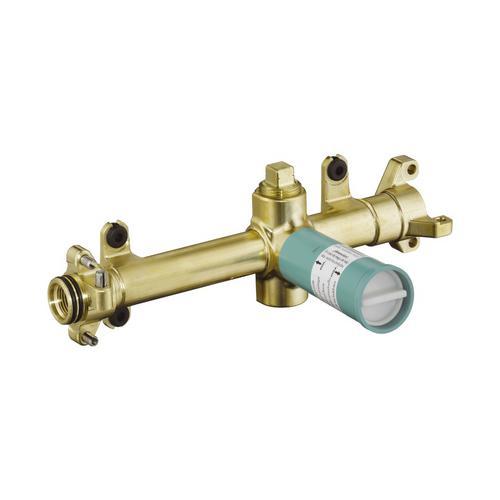 AXOR ShowerSolutions Grundkörper für Schwalleinlauf Unterputz 24 x 12
