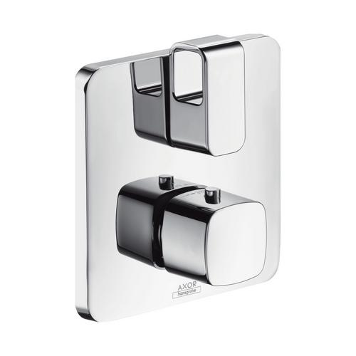 hansgrohe axor urquiola thermostat up mit ab. Black Bedroom Furniture Sets. Home Design Ideas