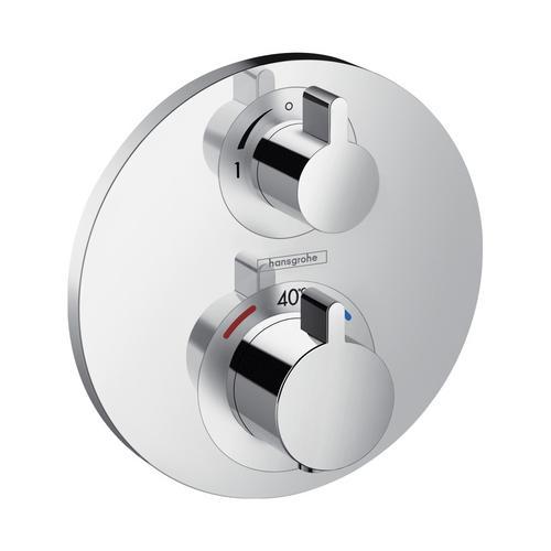 Ecostat S Thermostat Unterputz chrom 1 Verbraucher 15757