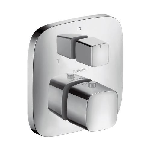PuraVida Thermostat Unterputz Ab-/Umstellventil 15771