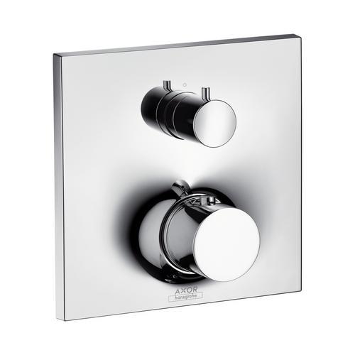 Axor Massaud Thermostat Unterputz mit Ab- und Umstellventil
