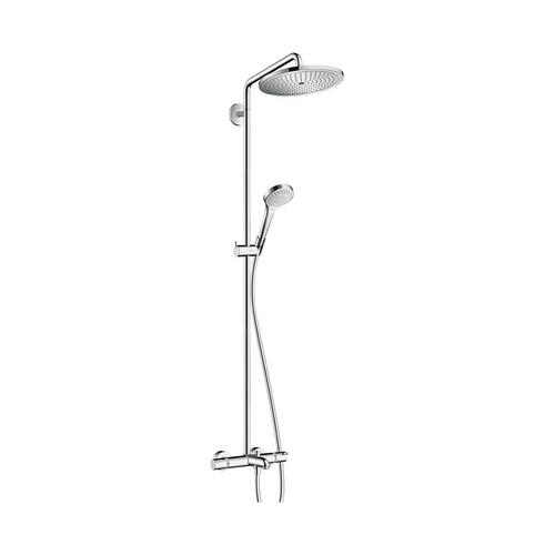 Croma Select 280 Air 1jet Showerpipe Wanne