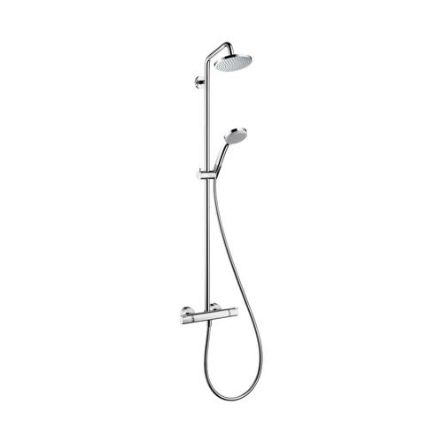 Croma 160 ShowerpipeThermostat/Brause 27135