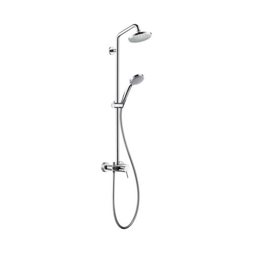 hansgrohe croma 100 showerpipe ehm dusche 27154 design. Black Bedroom Furniture Sets. Home Design Ideas