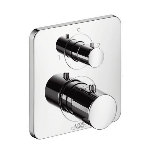 Axor Citterio M Thermostat Unterputz mit Ab- und Umstellventil