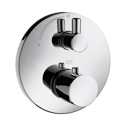 Axor Uno² Thermostat Unterputz mit Abstellventil