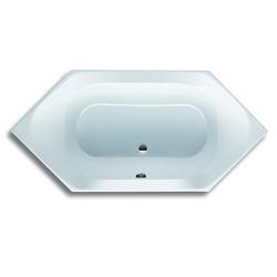 Spectra Sechseck-Badewanne Einbauversion 190 x 90 x 48 cm