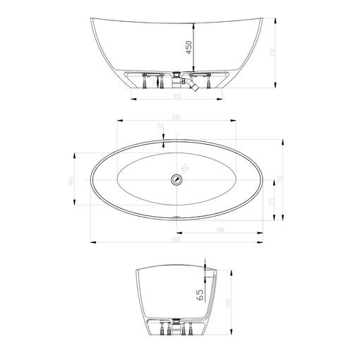 ho bw namur 1600x700 freistehend design in bad. Black Bedroom Furniture Sets. Home Design Ideas