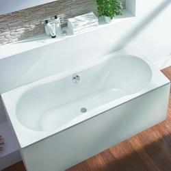 Tacna Rechteck - Badewanne Einbau 180 x 80 x 44 cm