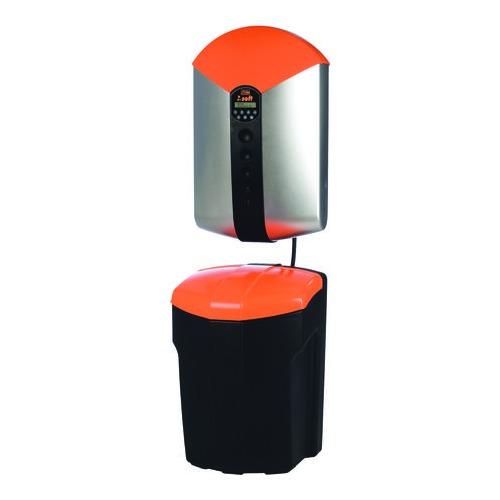 Wasserenthärter und Leckageschutz i-soft safe