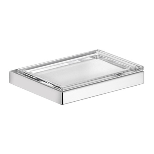 Edition 11 Echtkristall-Schale für Seifenablage