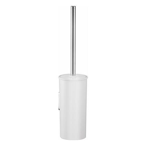 Moll Toilettenbürstengarnitur: mit Deckel 8,9 x 39,8 x 9,8 cm