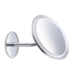 BELLA VISTA Kosmetikspiegel 3-fach, Wandmodell, beleuchtet