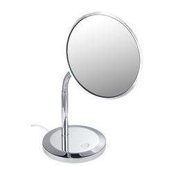 Elegance Kosmetikspiegel 5-fach, beleuchtet, Standmodell