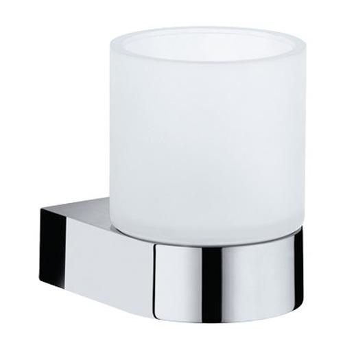 Edition 300 Glashalter: komplett mit Echtkristall-Glas 7,6 x 11,3 x 9,8 cm