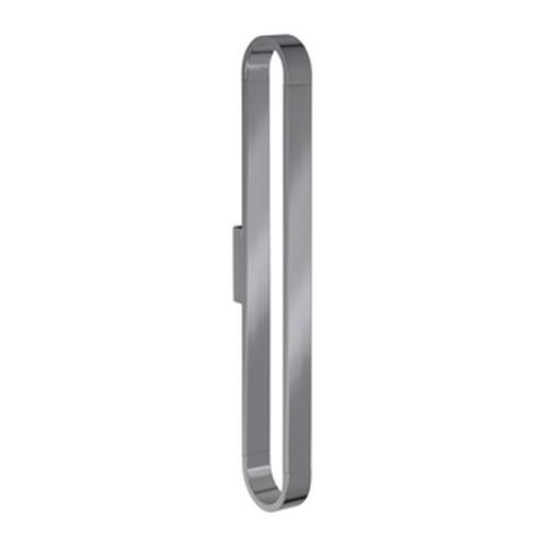 Edition 300 Handtuchhalter: 1-armig vertikal 3 x 46,5 x 9,1 cm