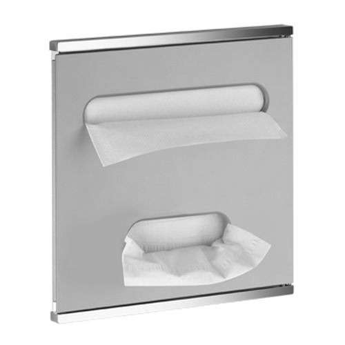 Plan Integral Waschtisch Modul 3, Anschlag rechts