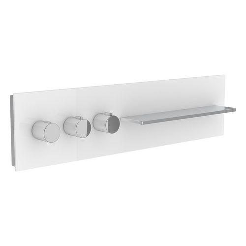 meTime_spa Dusch- und Wannenbord 80 x 20 cm, 3 Verbraucher