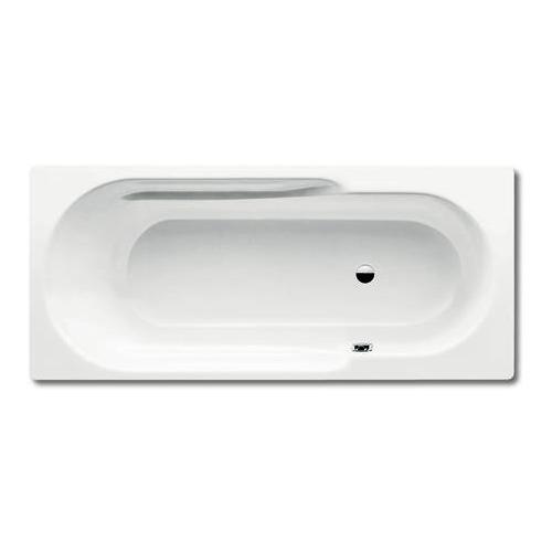 RONDO Badewanne 710 Rechteck - Badewanne mit seitlichem Überlauf 180 x 80 x 44,5 cm