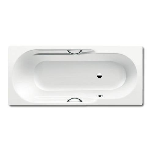 RONDO STAR Badewanne 711 Rechteck - Badewanne mit Grifflochbohrungen 180 x 80 x 44,5 cm
