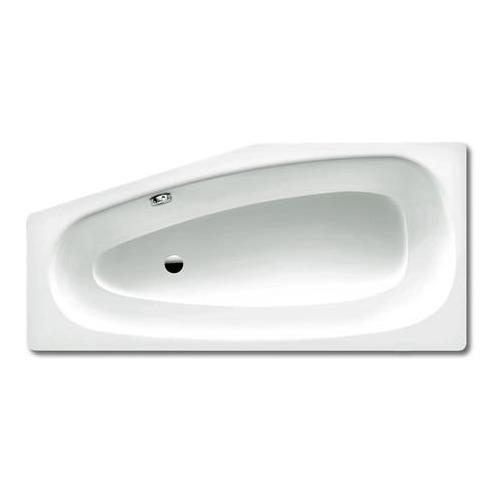 MINI Rechts 834 Fünfeck - Badewanne, die Lösung für kleine Bäder L x T 157 x 43 cm