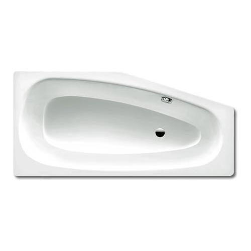 MINI Links 836 Fünfeck - Badewanne, die Lösung für kleine Bäder L x T 157 x 43 cm