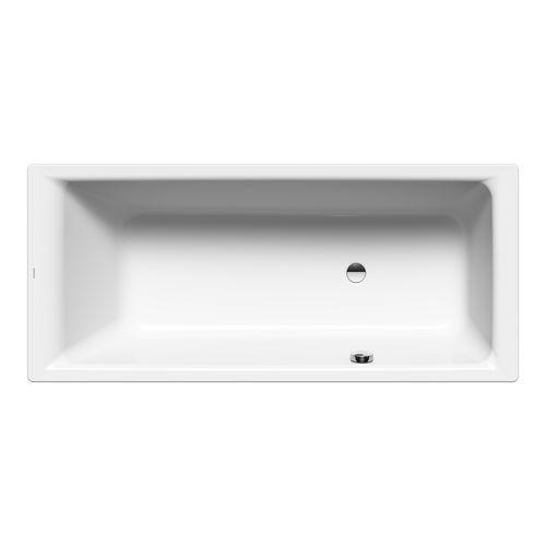 PURO 656 Rechteck - Badewanne, Einsitzer mit seitlichem Überlauf 170 x 75 x 42 cm