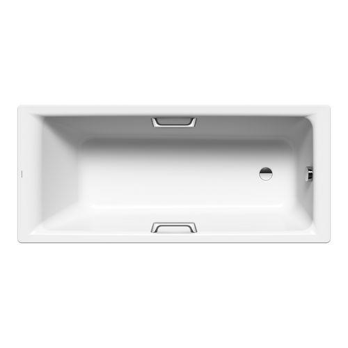 PURO STAR 689 Rechteck - Badewanne, Einsitzer mit Grifflochbohrung 170 x 70 x 42 cm