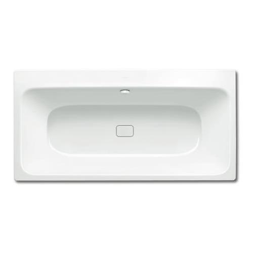 Kaldewei stahl badewanne asymmetric duo 744 190x100 cm for Sechseck badewanne stahl