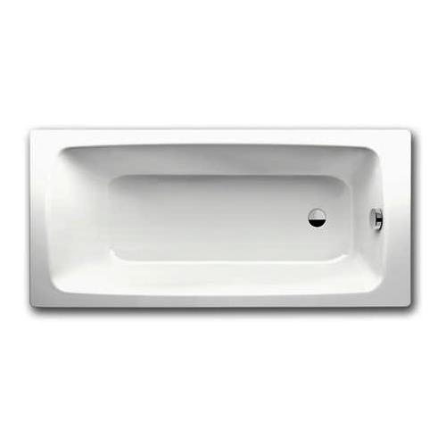 CAYONO 748 Rechteck - Badewanne, Ablauf fußseitig 160 x 70 x 41 cm