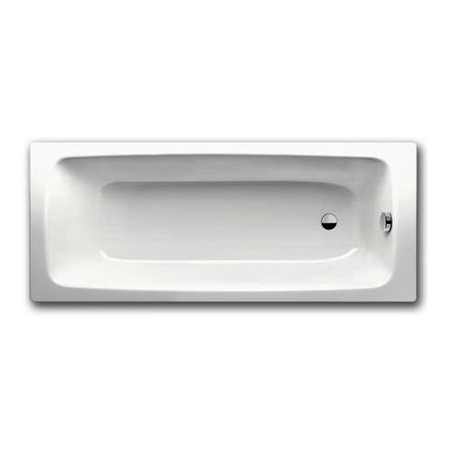 CAYONO 751 Rechteck - Badewanne, Ablauf fußseitig 180 x 80 x 41 cm