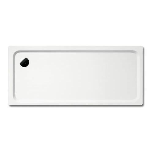 SUPERPLAN XXL Stahl-Duschwanne 443-2, 100 x 160 cm, inkl. Träger, 434348040001