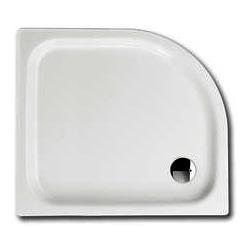 kaldewei zirkon duschwanne 501 1 90x75x3 5 cm design in bad. Black Bedroom Furniture Sets. Home Design Ideas