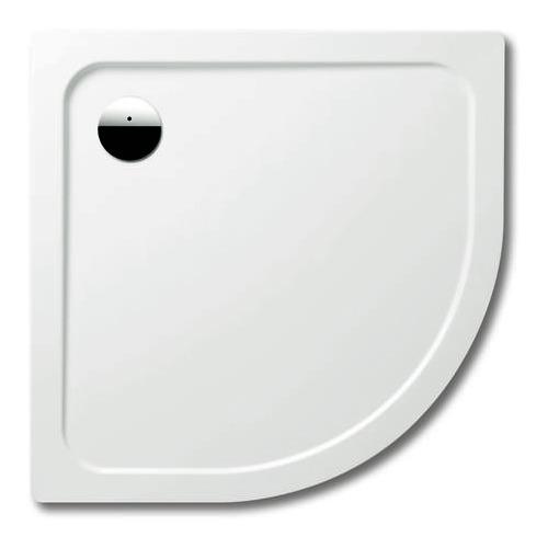 ARRONDO Duschwanne 872-2 100x100x2,5 cm mit Träger