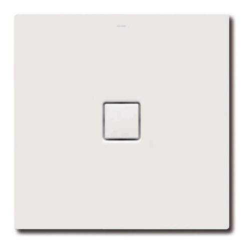 Conoflat Avantgarde Stahl-Duschwanne 854-1 100 x 110 cm 467000010001