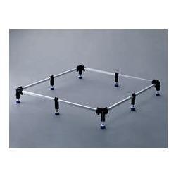 kaldewei zirkon duschwanne 511 1 80x80x6 5 cm design in bad. Black Bedroom Furniture Sets. Home Design Ideas