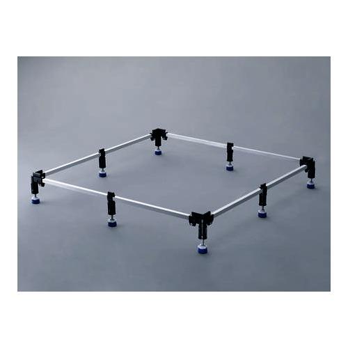 Duschwannen-Fuß-Rahmen FR 5300 Flex PLUS bis max. 120 x 120 cm
